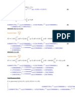 differential equation solution of 1DOF