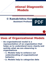 Organisational Change Models