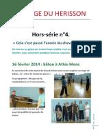 LA PAGE HS4 du Herisson de jade