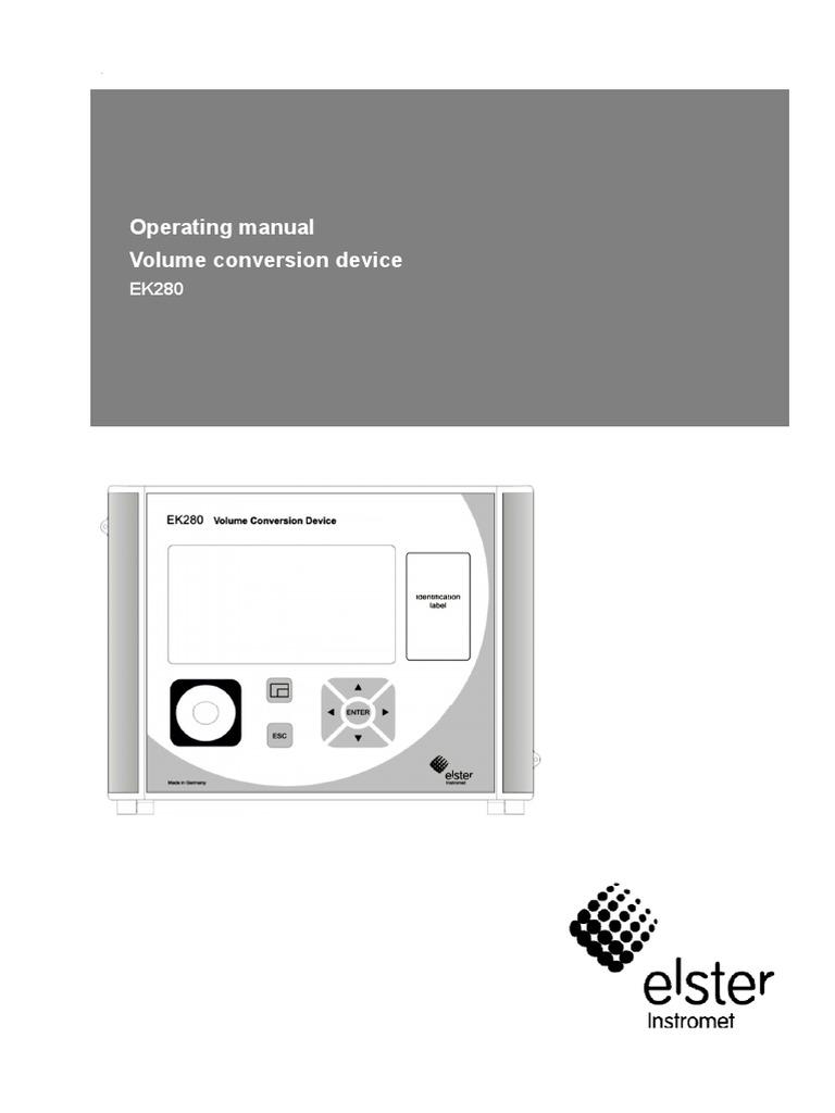 Ba Ek280 En Power Supply Dangerous Goods Elster Electricity Meter In Addition Electric Box Wiring Diagram