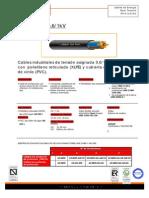 Catalogo CABLE RV-K