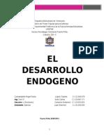 Din Vi Desarrollo Endogeno