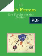 Fromm Erich Die Furcht Vor Der Freiheit 1941