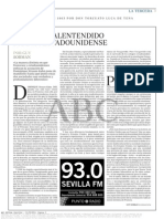 ABC Sevilla 01.06.2011 Pagina 003