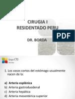 Clase CTO Cirugia General