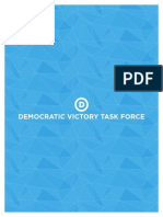 Democratic Victory Task Force Preliminary Findings