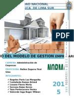 MODELO DE GESTIÓN NORMACO