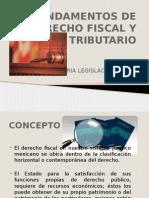 Unidad 1 Fundamentos de Derecho Fiscal