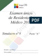 Simulacro 8A Peru