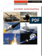 India Aerospace & Defence Sector Report