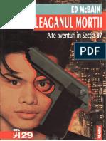 Ed McBain - Leaganul Mortii