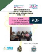 TemarioLenguayLiteratura_reforzamiento2014