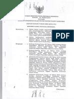 PMA 23-2014 Statuta UIN Suska Riau