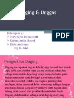 6. Daging & Unggas