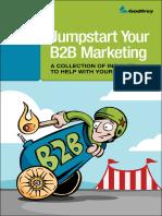 Jumpstart Your B2B Marketing