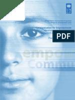 Communication for Empowerment Final