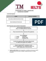 IELTS Exam Years 2014