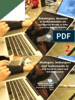 MARÍN Viadel, Ricardo. ROLDÁN, Et Alt. (Eds.) Estrategias, Técnicas e Instrumentos en Investigación Basada en Artes