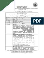 Guión Del Programa Radial Del 19 Junio de 2014
