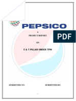 39004269 Hr Project on Pepsico for BBA
