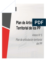 Plan Articulacion Territorial