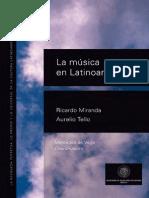 historia de la música en latinoamérica
