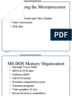 Lecture 13 (Keyboard, Display,Data Conversion,File Handling)
