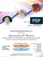 Women & Spirituality Invite Inside