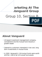 Marketing at the Vanguard _Group 10_SectionB