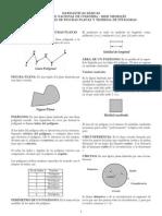 Tema03 - Area y Perimetro de Figuras Planas y Teorema de Pitagoras