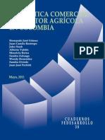 politica comercial del sector agricola en colombia.pdf