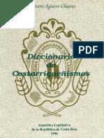 Diccionario de Costarriqueñismos