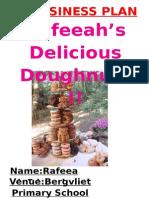 Rafeeah's Delicious Doughnuts