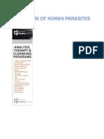 symptoms of human parasites