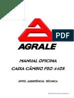 31967481 Caja de Cambio FSO4405A Portugues Agrale Volare Volkswagen