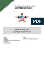 NT 13-2013 Iluminação de Emergência.pdf