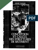 conceptionetcalculdesstructuresdebatimenttome2