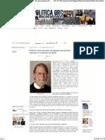 Folha Política_ Professor Norte-Americano Dá Sugestões Para Péssima Educação Em Matemática Do Brasil