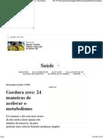 Gordura zero_ 24 maneiras de acelerar o metabolismo - Terra Brasil.pdf
