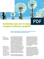 12-SuccessInLargeComplexSwProjects