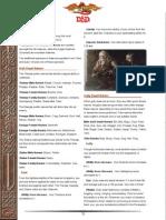 Excerpt - Dwarf Race