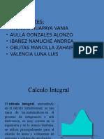 Aplicacion de La Integral