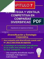 Cuando Diversificarse...(Presentación de Irving-Mc Graw Hill-Cap. 7)