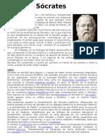 Socrates, Platon, Aristoteles y Sofistas