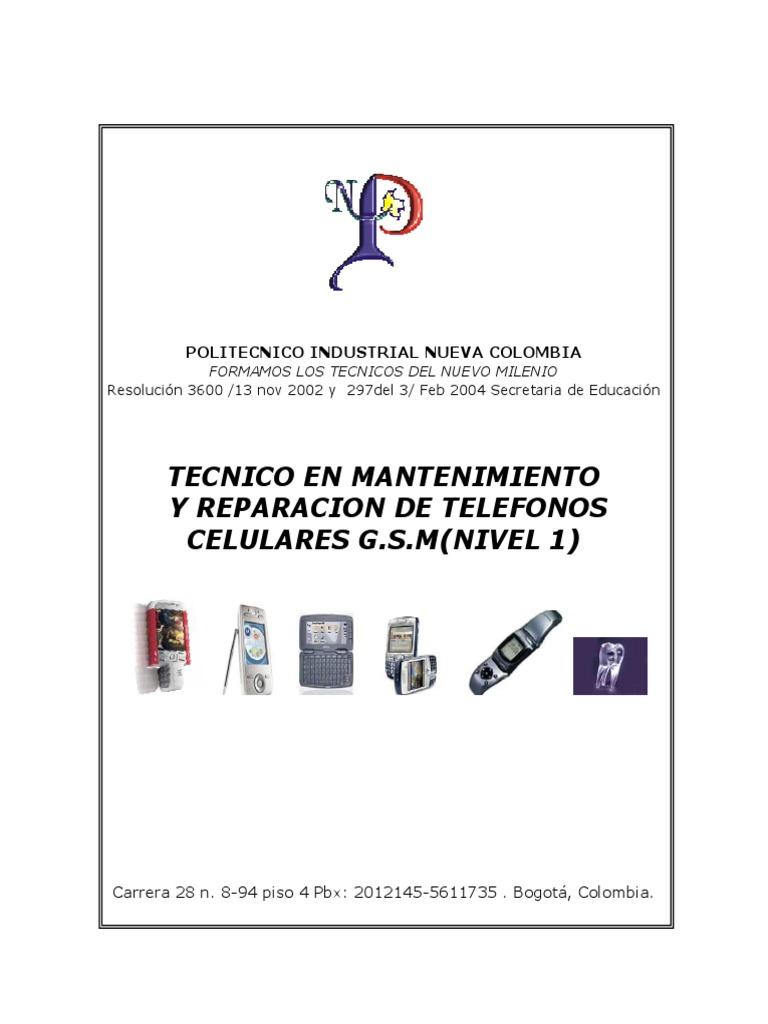Curso Practico Repacion De Celulares Motorola W370 W375 Service Manual