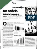 Se Cadeia Resolvesse... [Reportagem Carta Capital, fev2015]