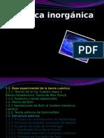 quimica inorganica DIAPOSITIVAS