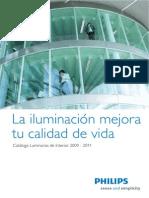 Indoor Luminaires Catalogue Es April2009