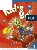 141023253 Kids Box 1 Pupils Book PDF