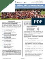 DRP - Schools Newsletter - Feb 2015